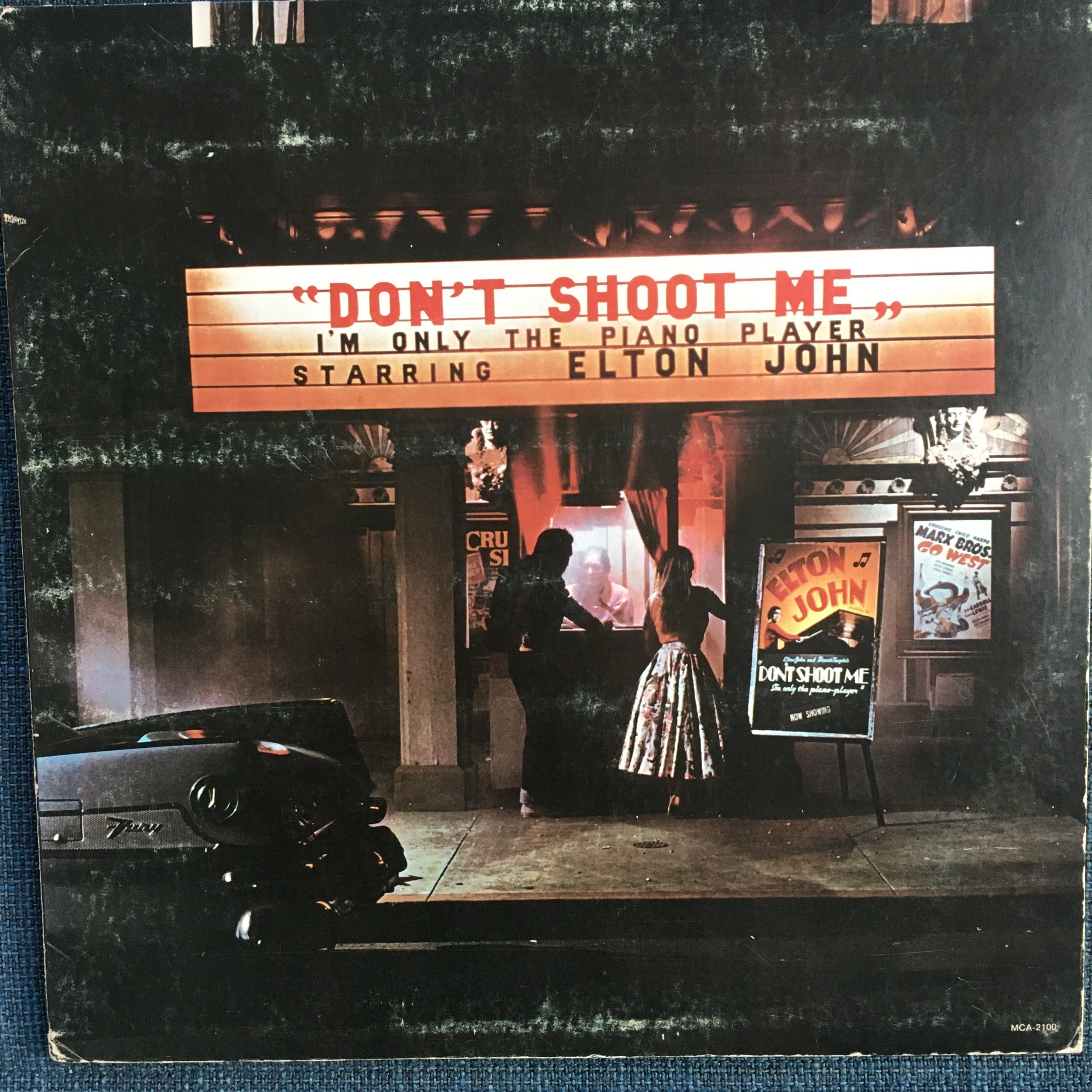 Don't Shoot Me front cover