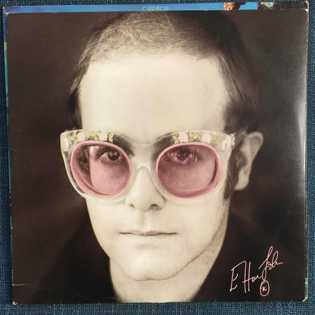 Caribou picture sleeve