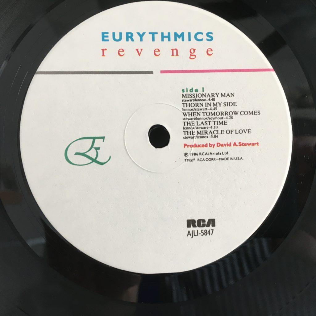 Revenge custom label