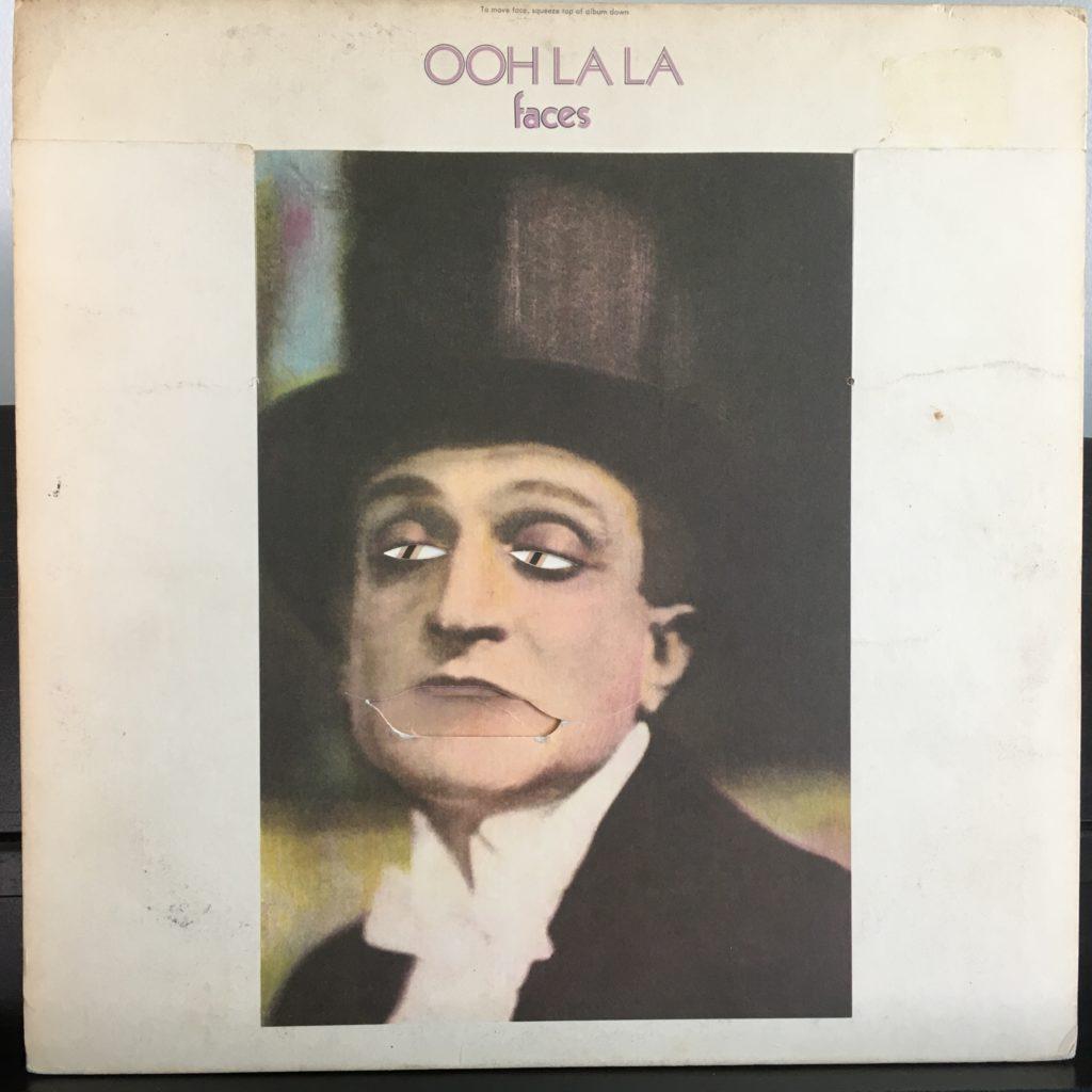 Ooh-La-La front cover