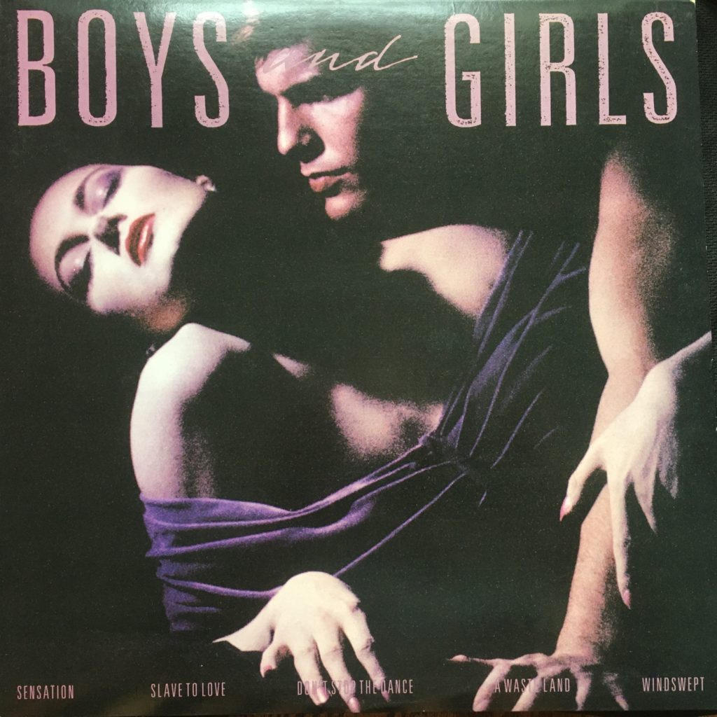 Boys and Girls front cover