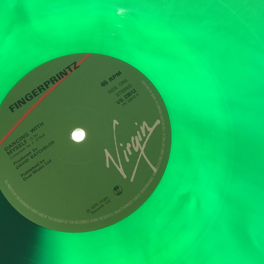 The greenie!