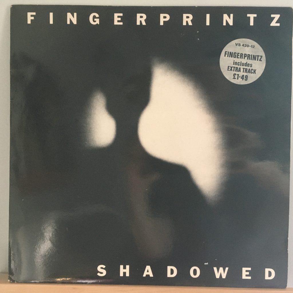 "Shadowed 12"" single cover"
