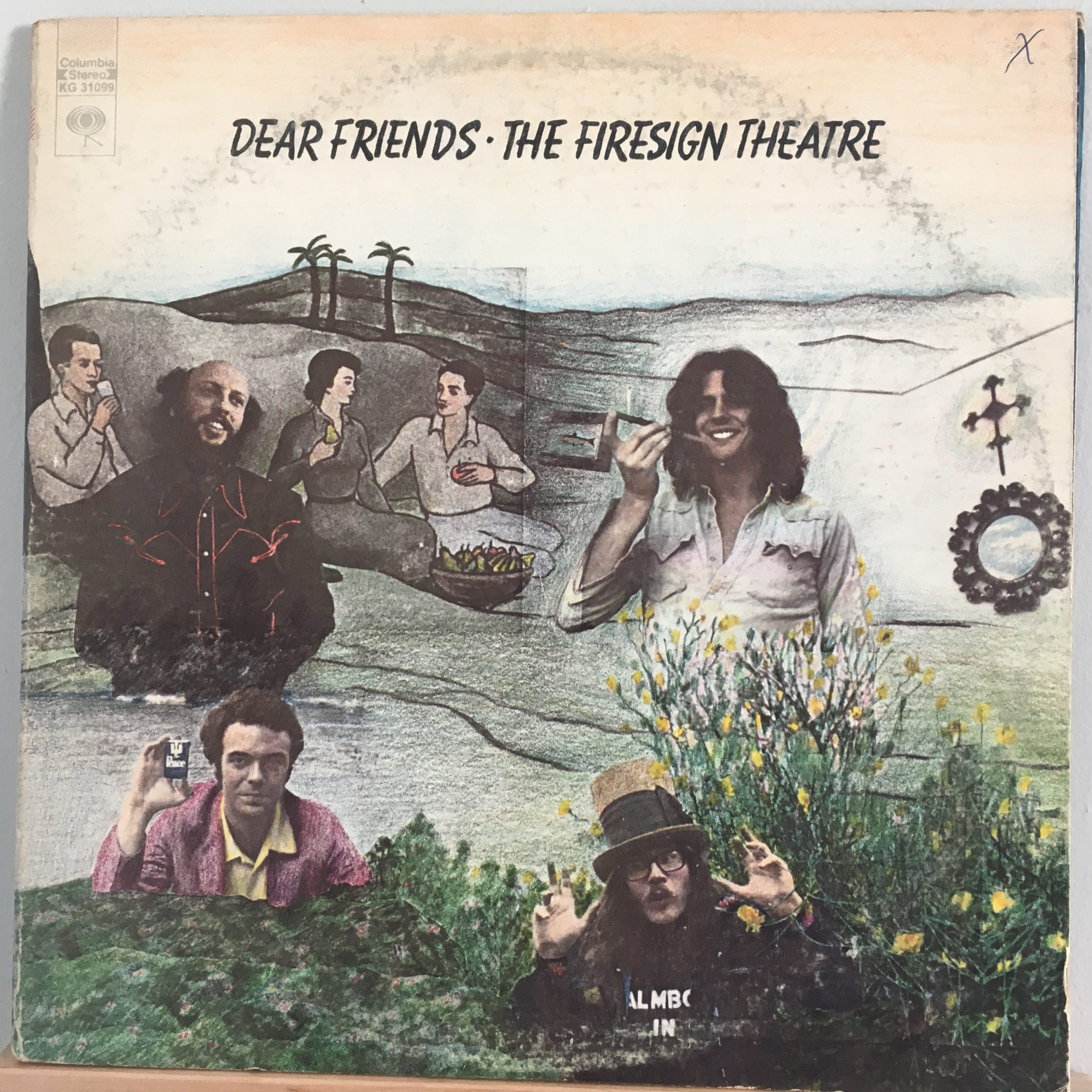 Dear Friends front cover
