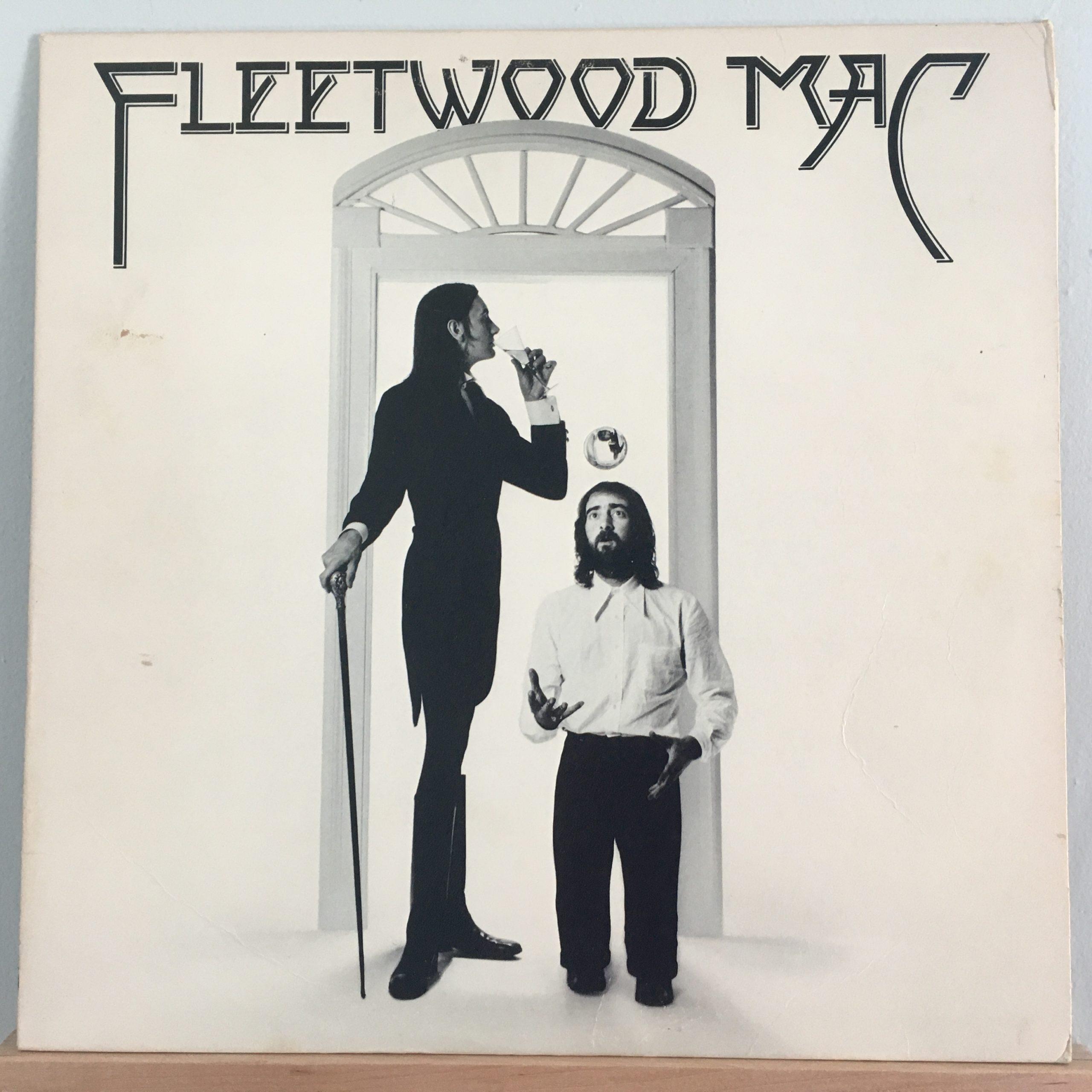 Fleetwood Mac front cover