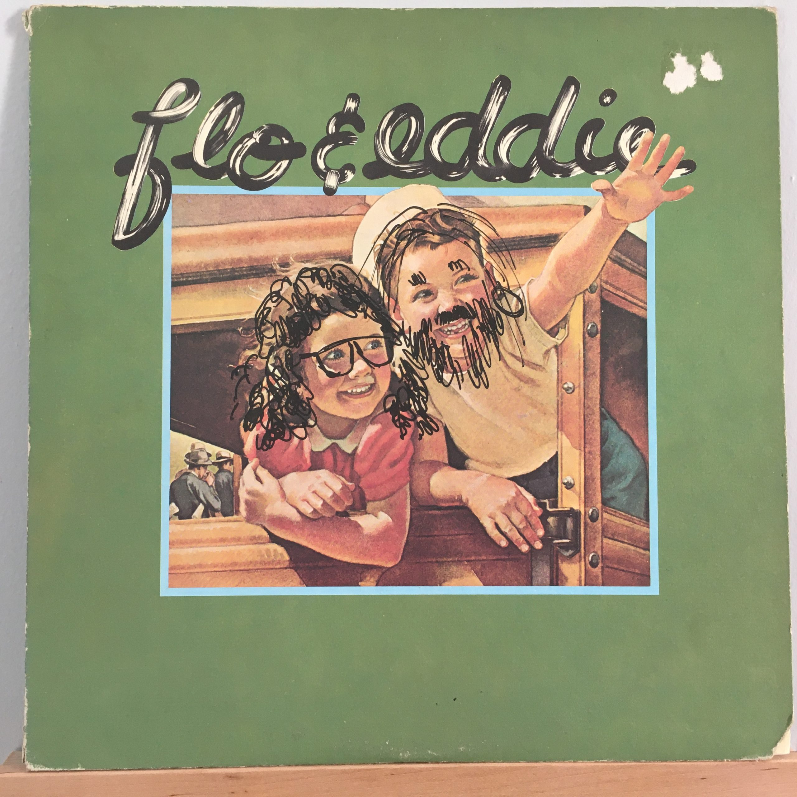 Flo & Eddie front cover