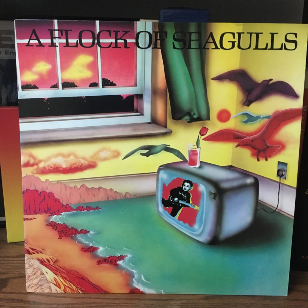 A Flock of Seagulls cover