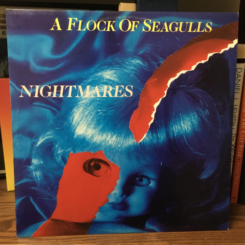 Nightmares front cover