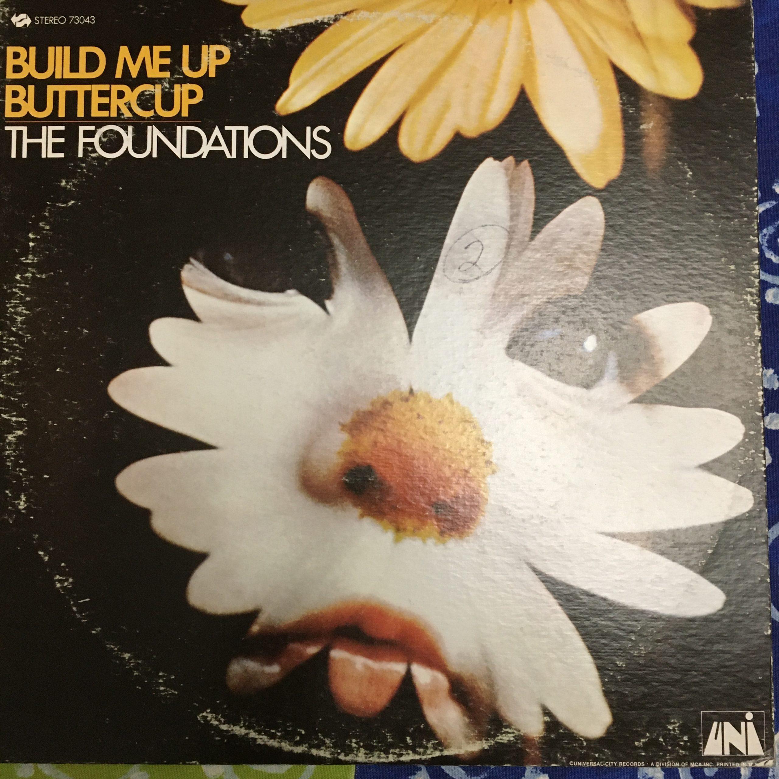 Build Me Up Buttercup album cover