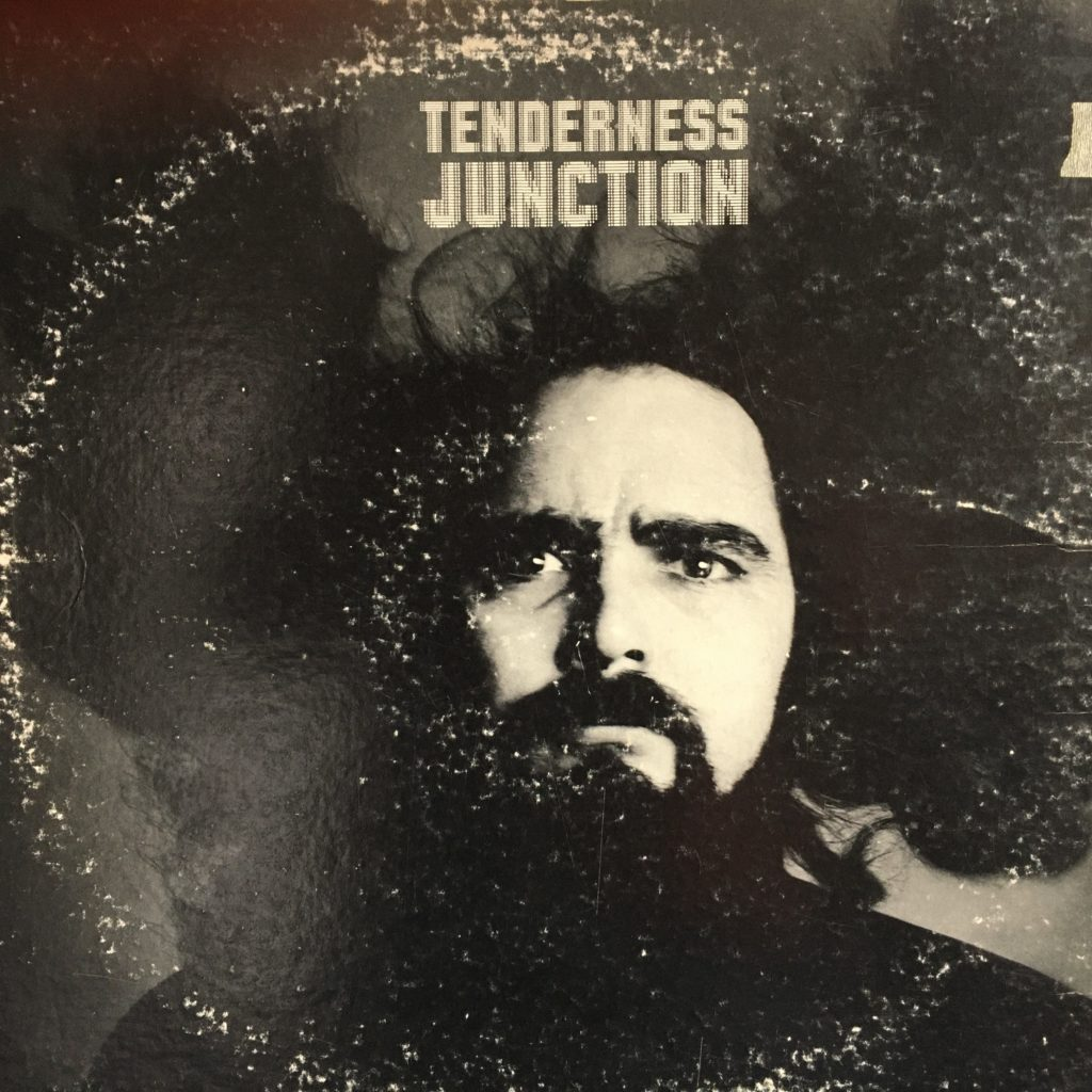 The Fugs Tenderness Junction back cover