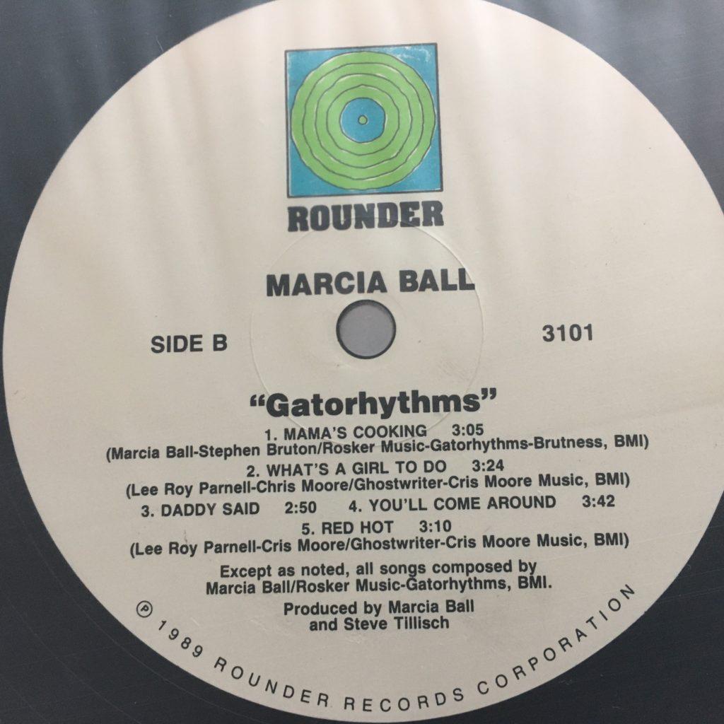 Gatorhythms label