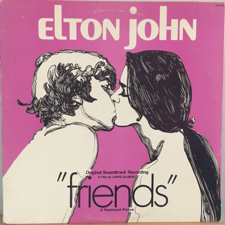 Friends front cover