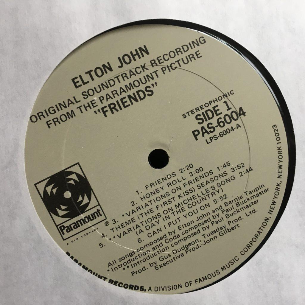 Friends label