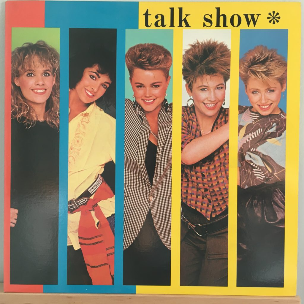 Talk Show front cover