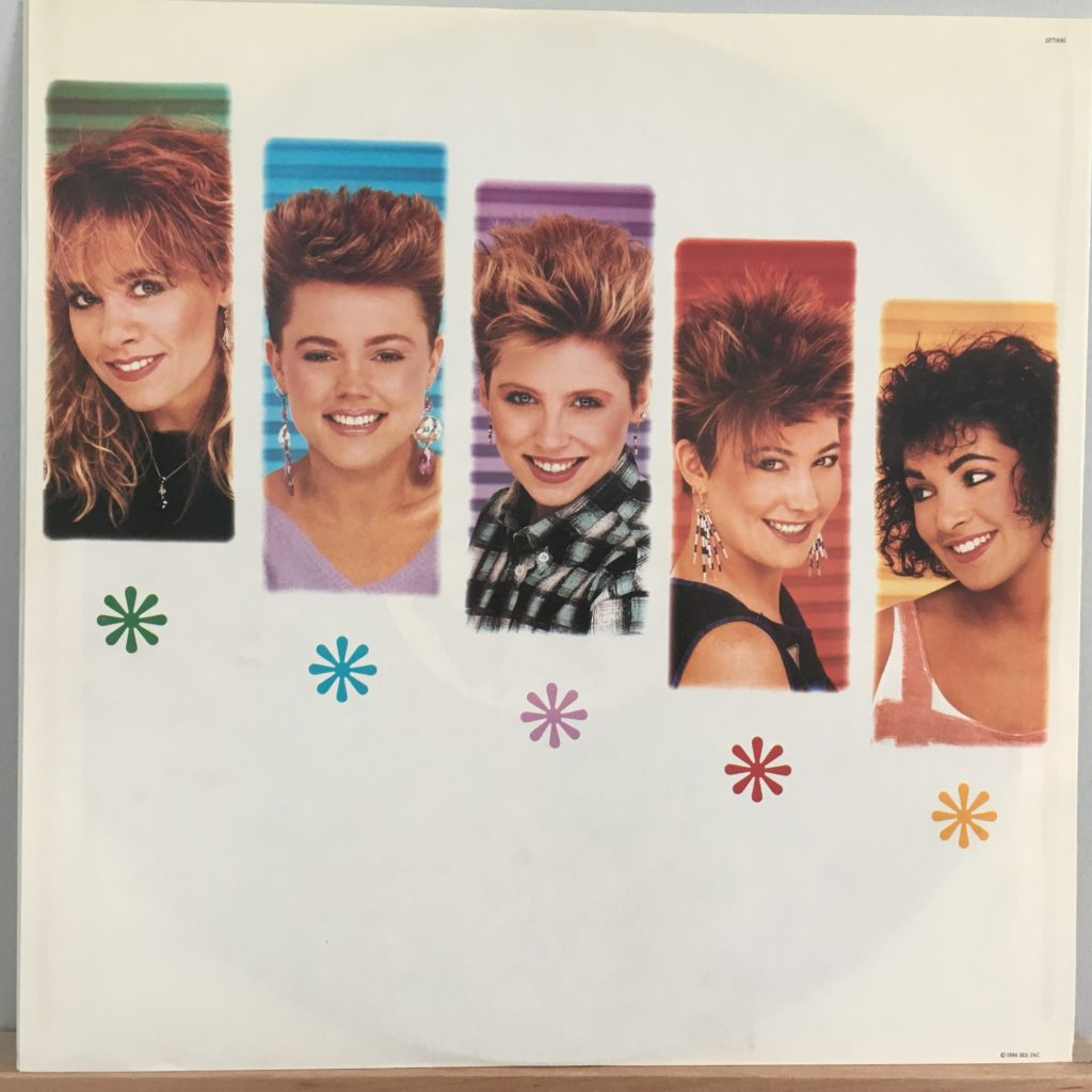 Talk Show picture sleeve