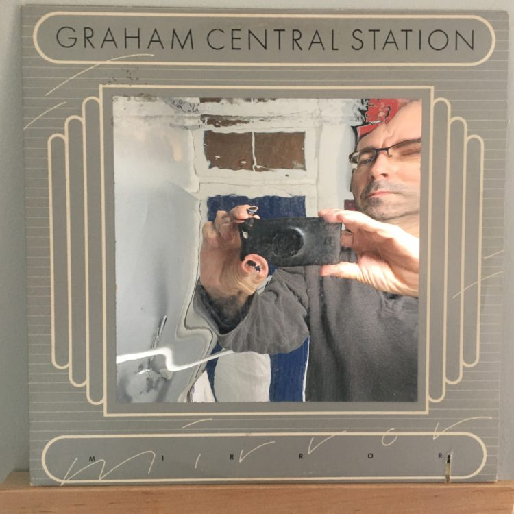 Graham Central Station Mirror front cover