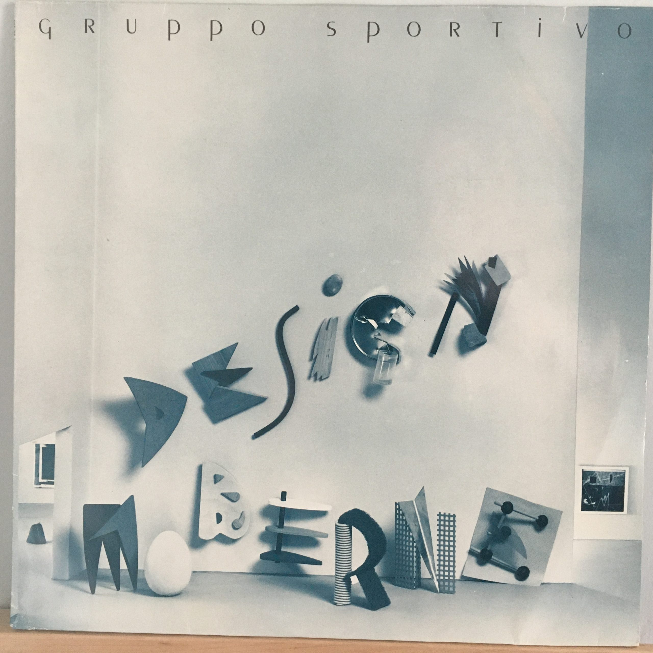 Design Moderne front cover
