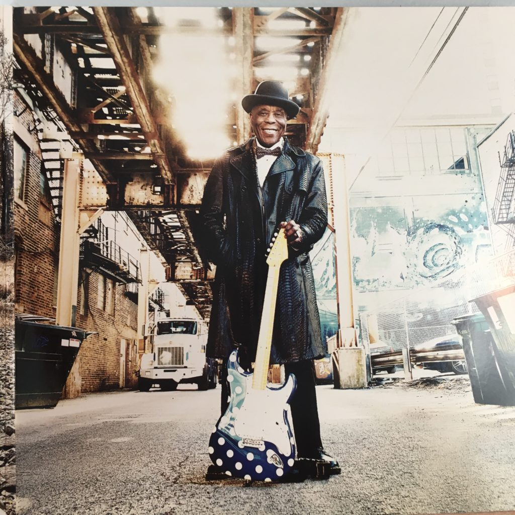 Blues Is Alive gatefold right