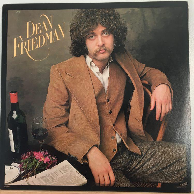Dean Friedman front cover
