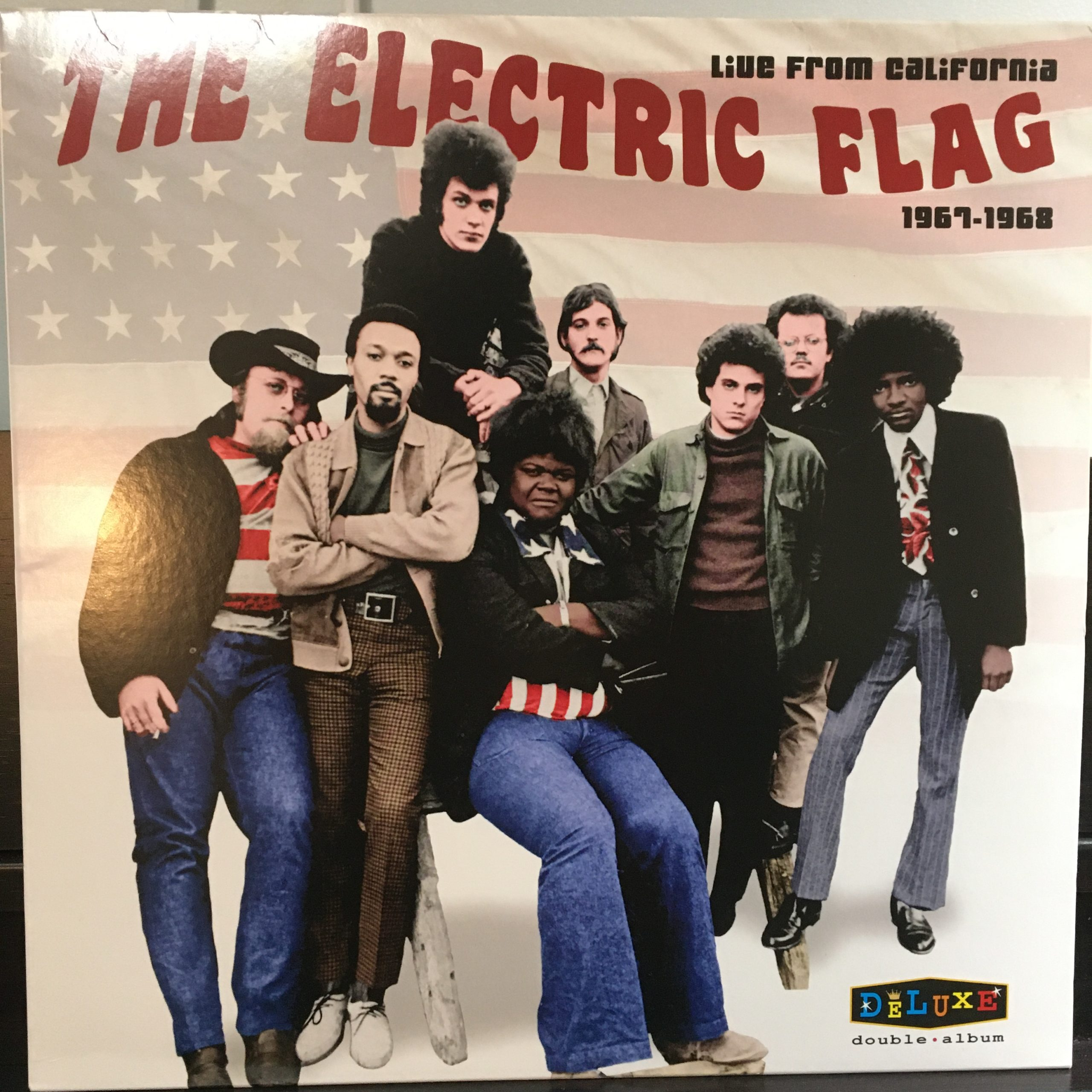 The Electric Flag Live from California
