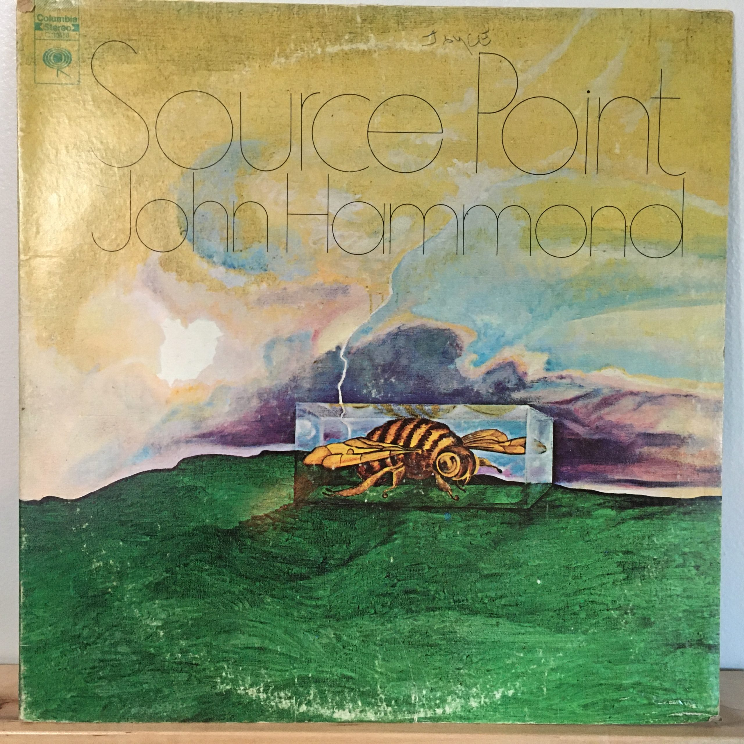 Source Point front cover