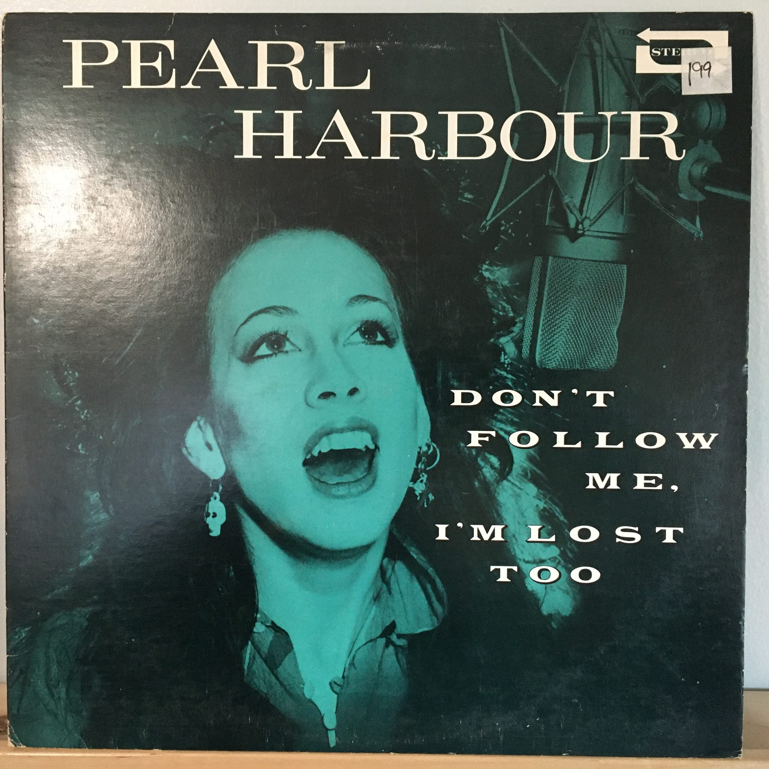 Pearl Harbour front cover