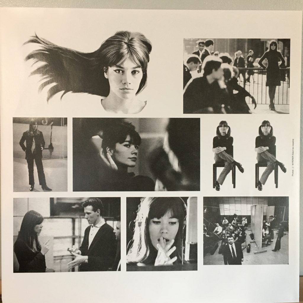 Francoise Hardy picture sleeve