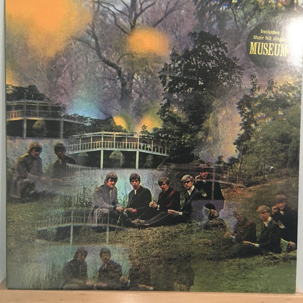 Blaze 180 gram reissue front cover