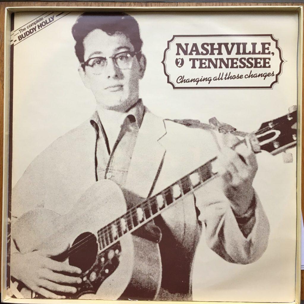 Buddy Holly sleeve 2: Nashville