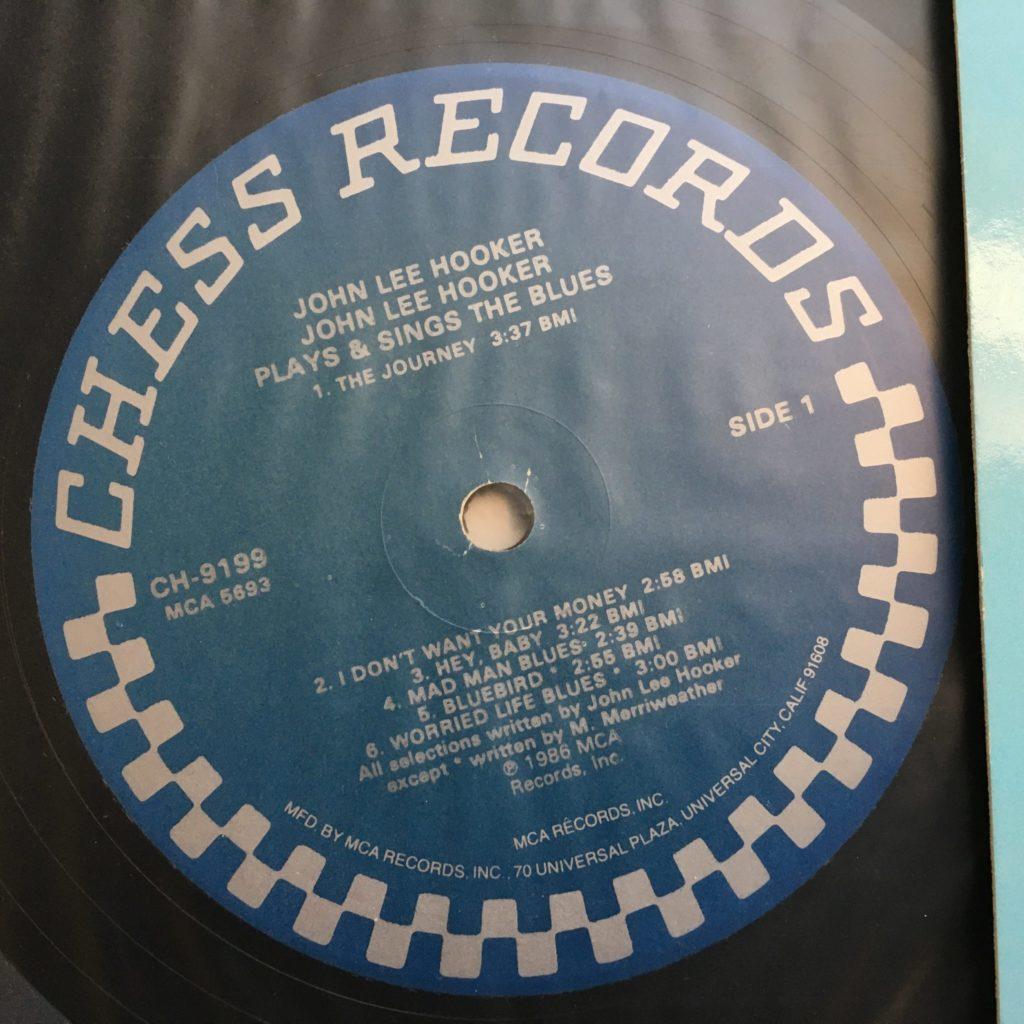 Classic Chess Records label