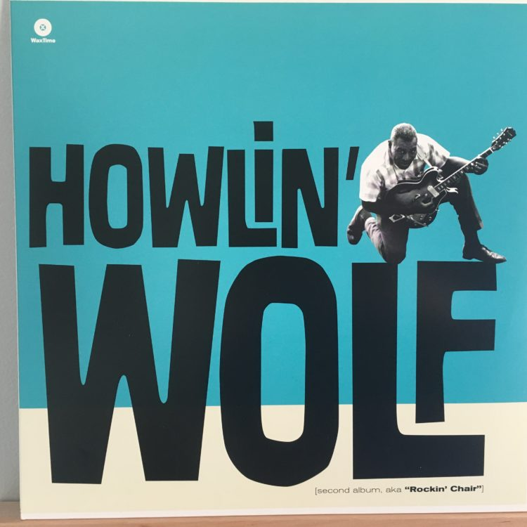 Howlin' Wolf cover