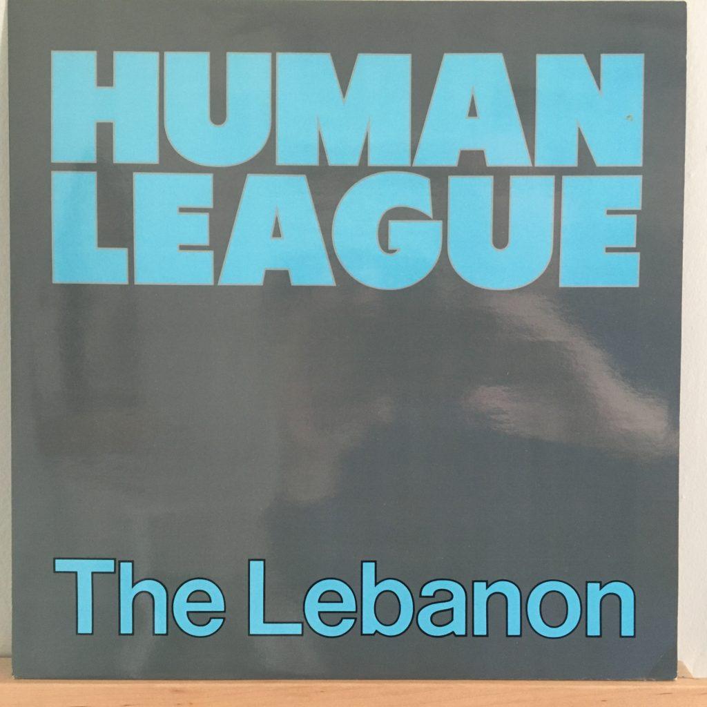 """The Lebanon 12"""" single"""