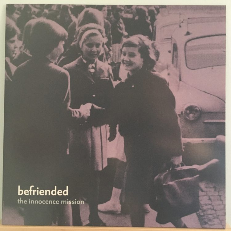Innocence Mission Befriended front cover
