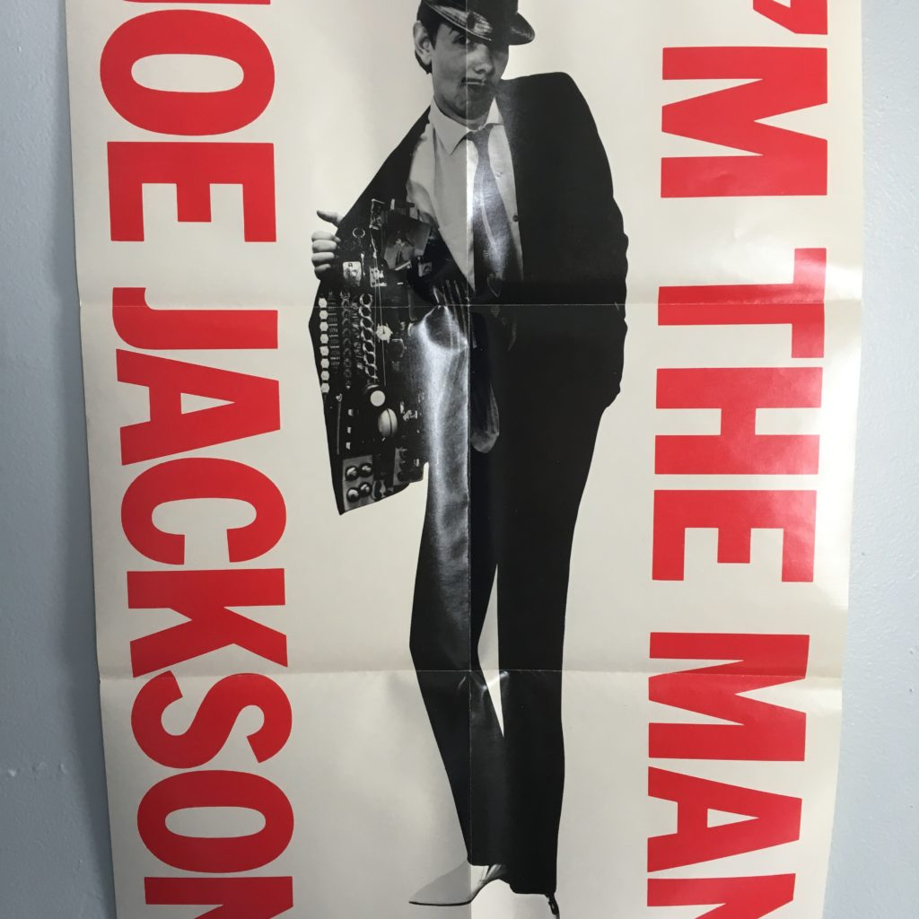 I'm The Man poster