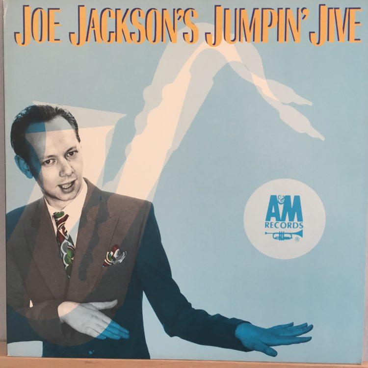 Joe Jackson's Jumpin' Jive front cover