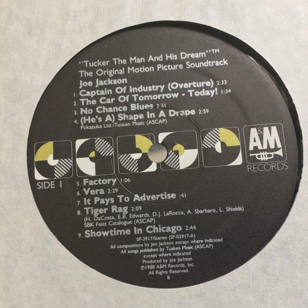 Tucker A&M label