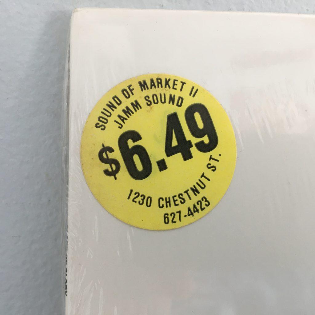 Sound of Market II label