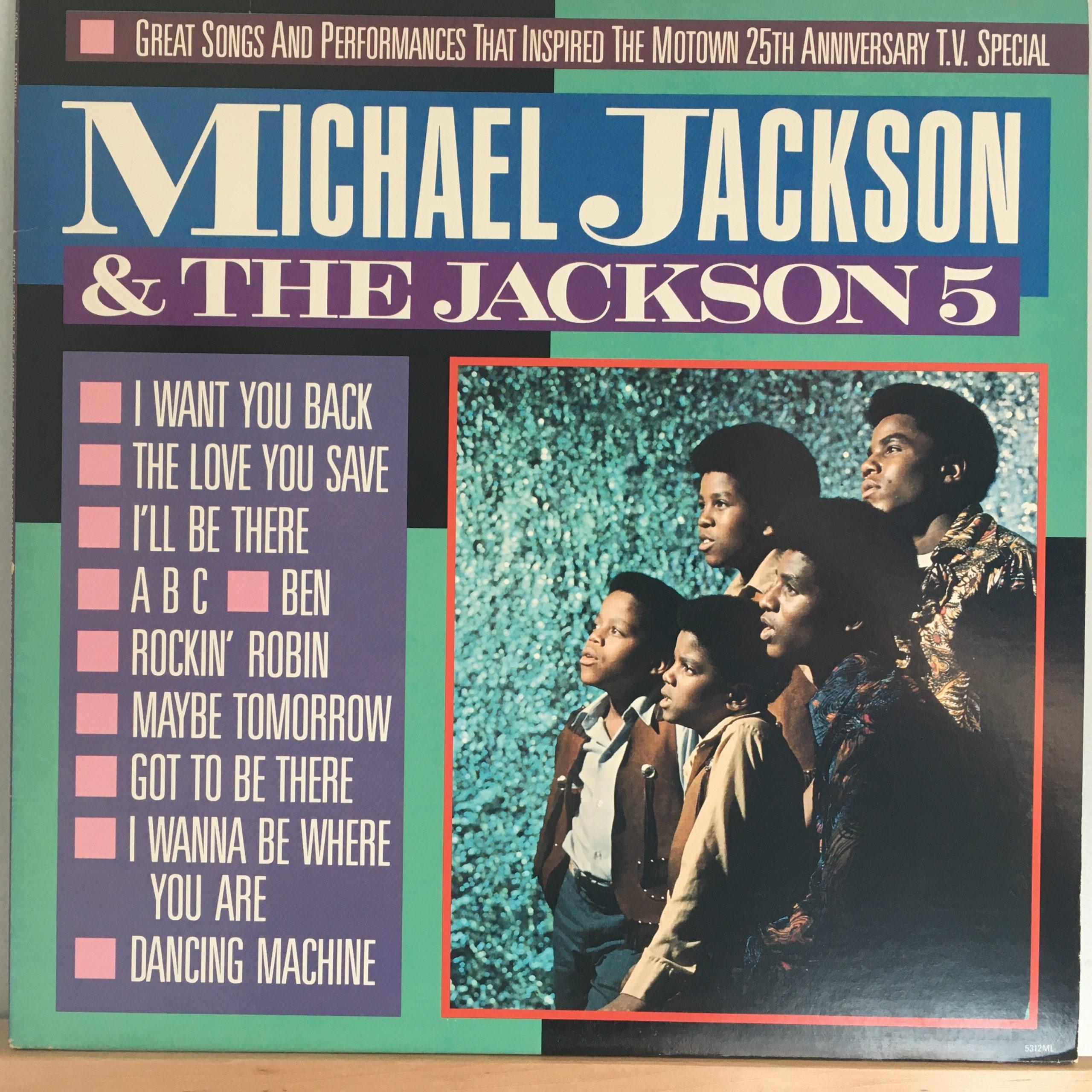Michael Jackson and the Jackson 5