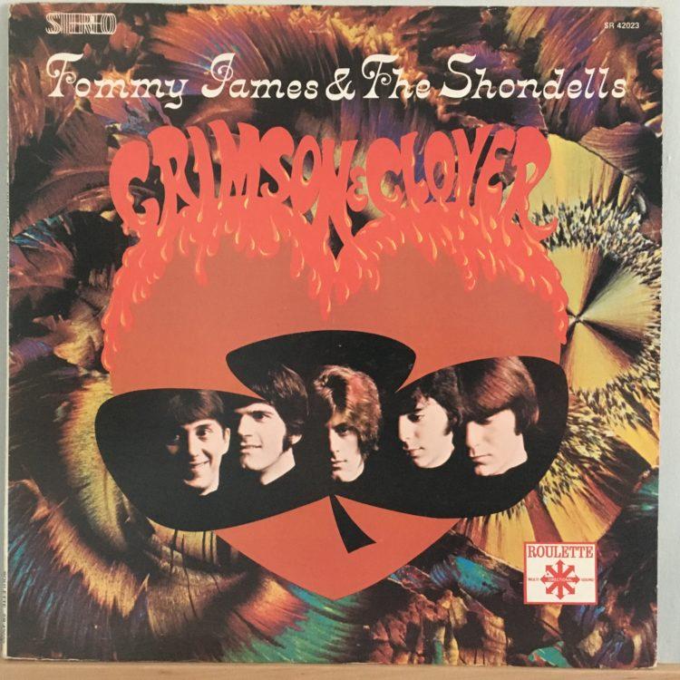 Crimson & Clover front cover