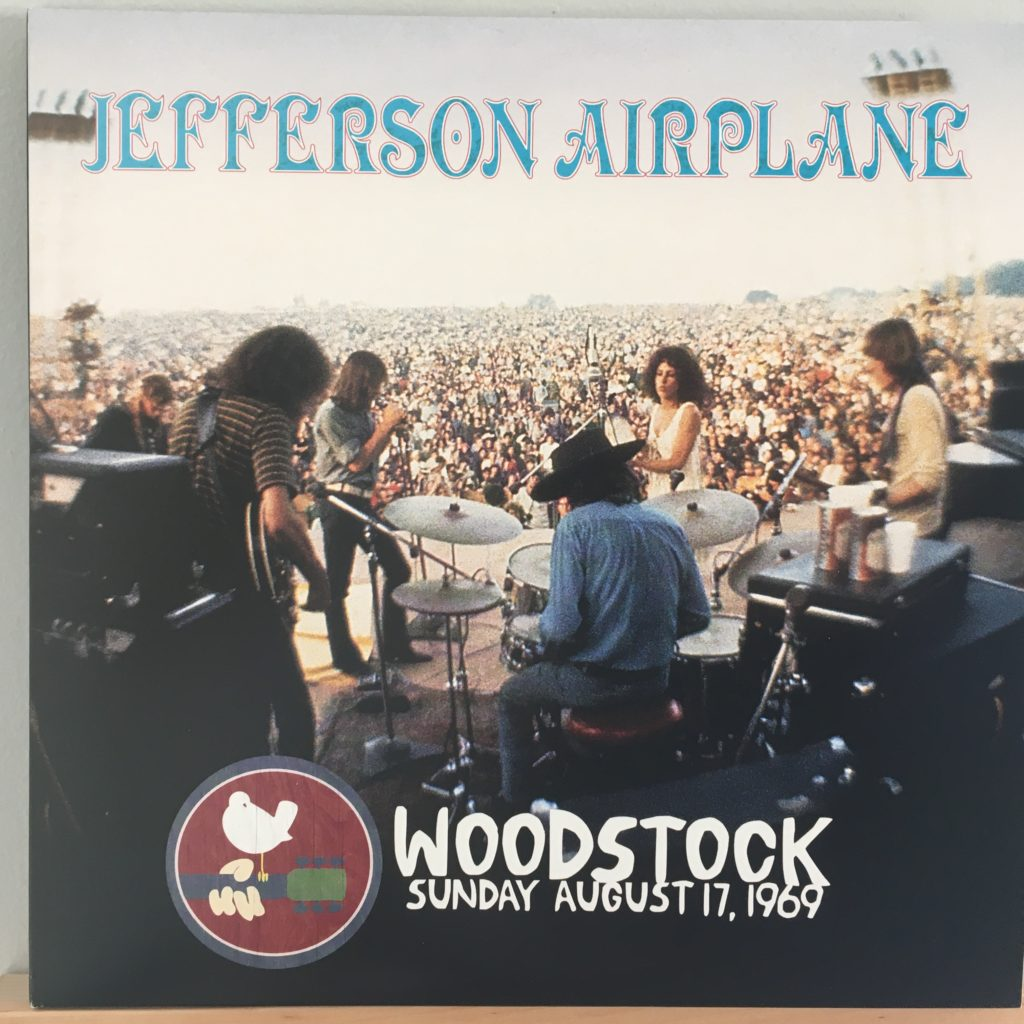 Woodstock front cover