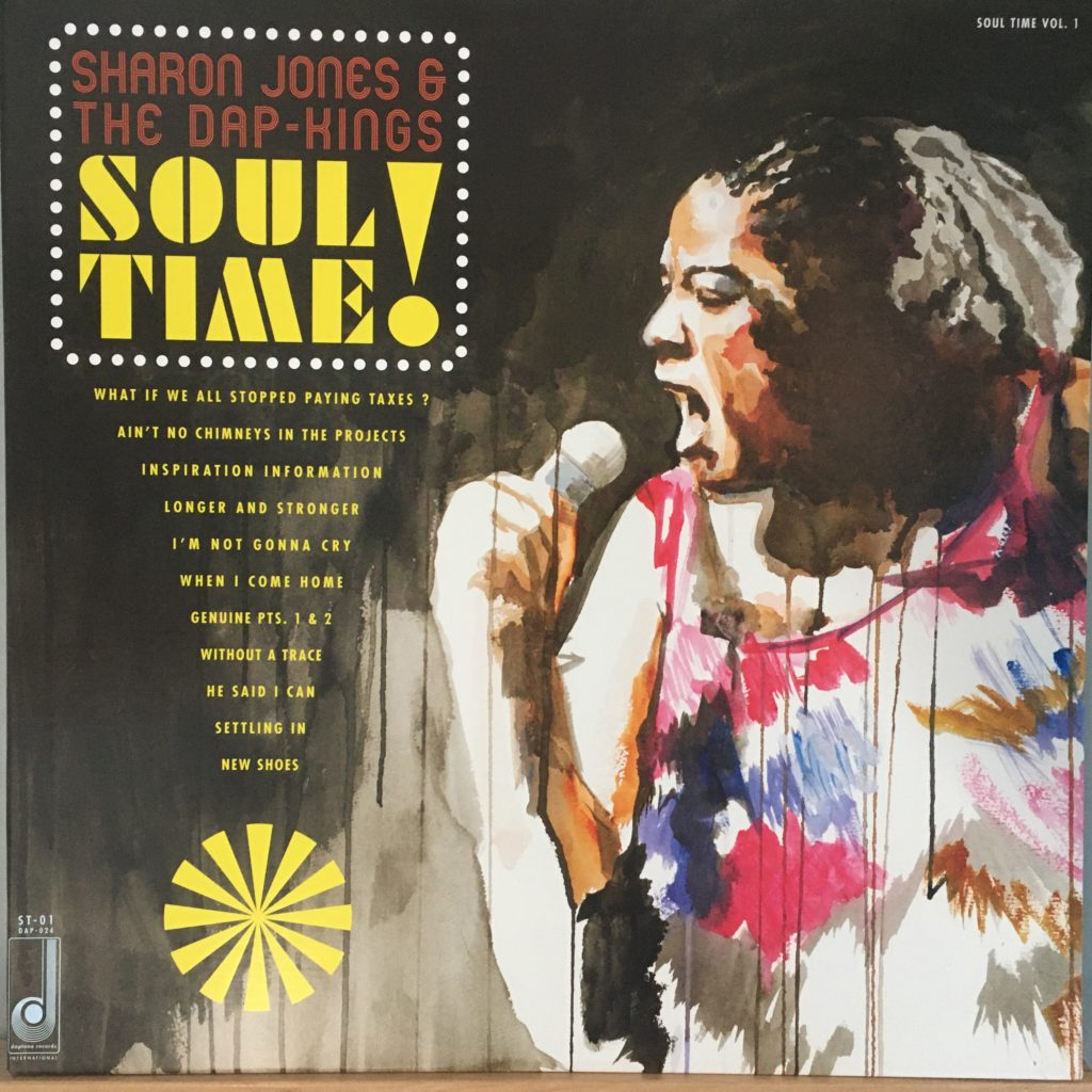 Sharon Jones & The Dap-Kings Soul Time!