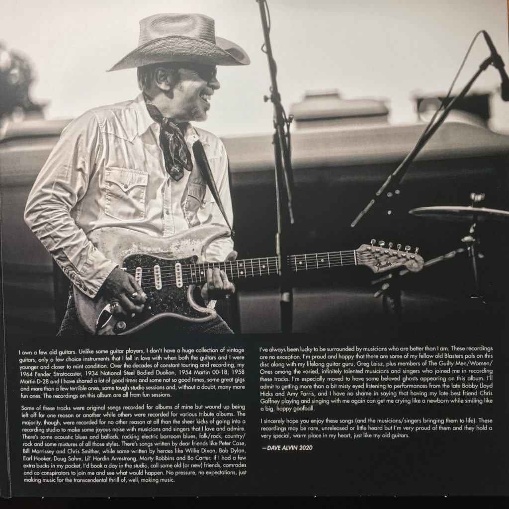 From An Old Guitar gatefold liner notes