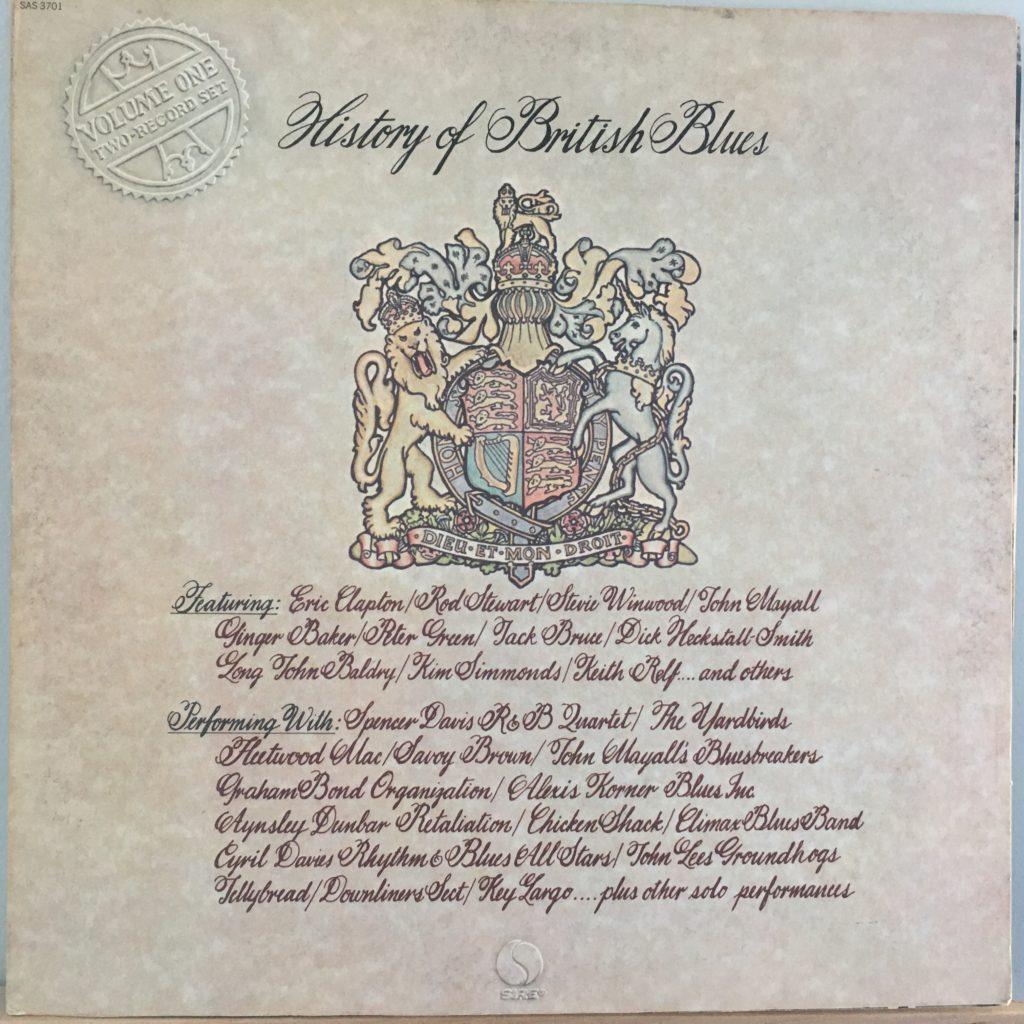 History of British Blues