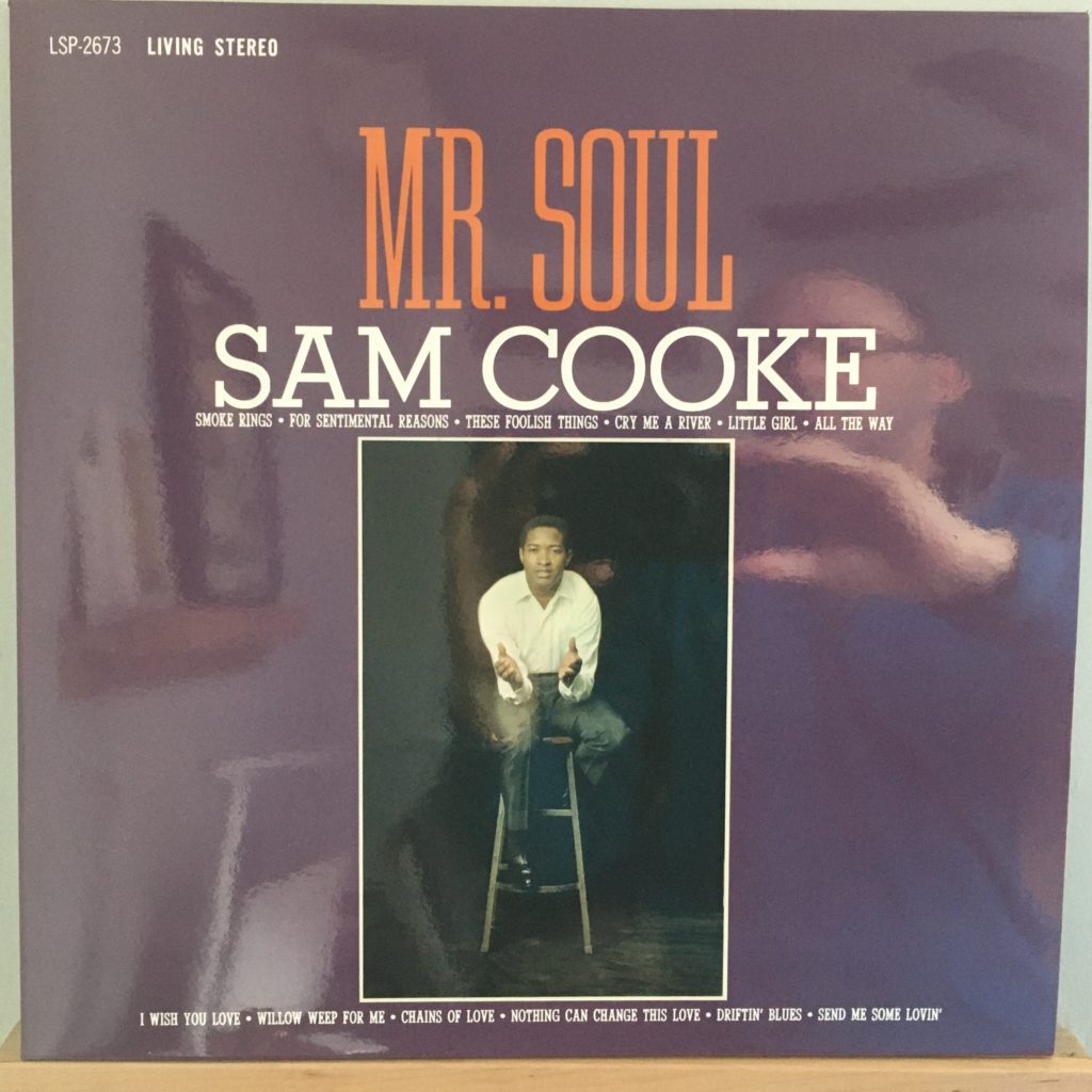 Mr. Soul front cover