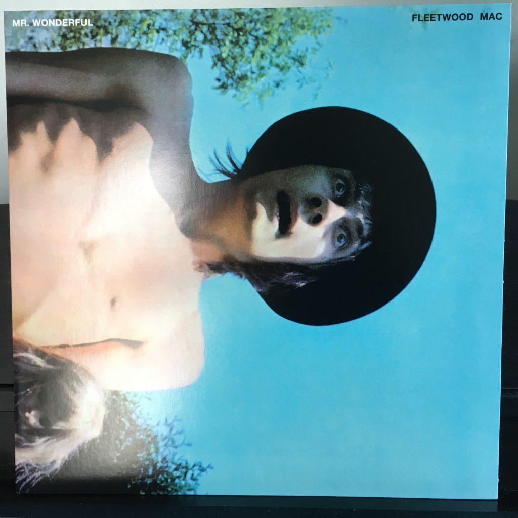 Fleetwood Mac Mr. Wonderful front cover