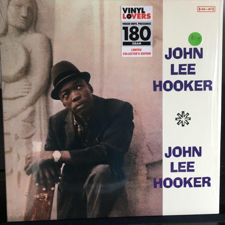 John Lee Hooker – John Lee Hooker