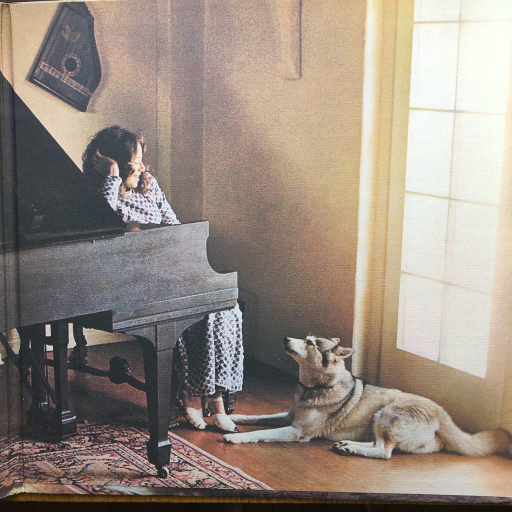 Carole King Music gatefold right