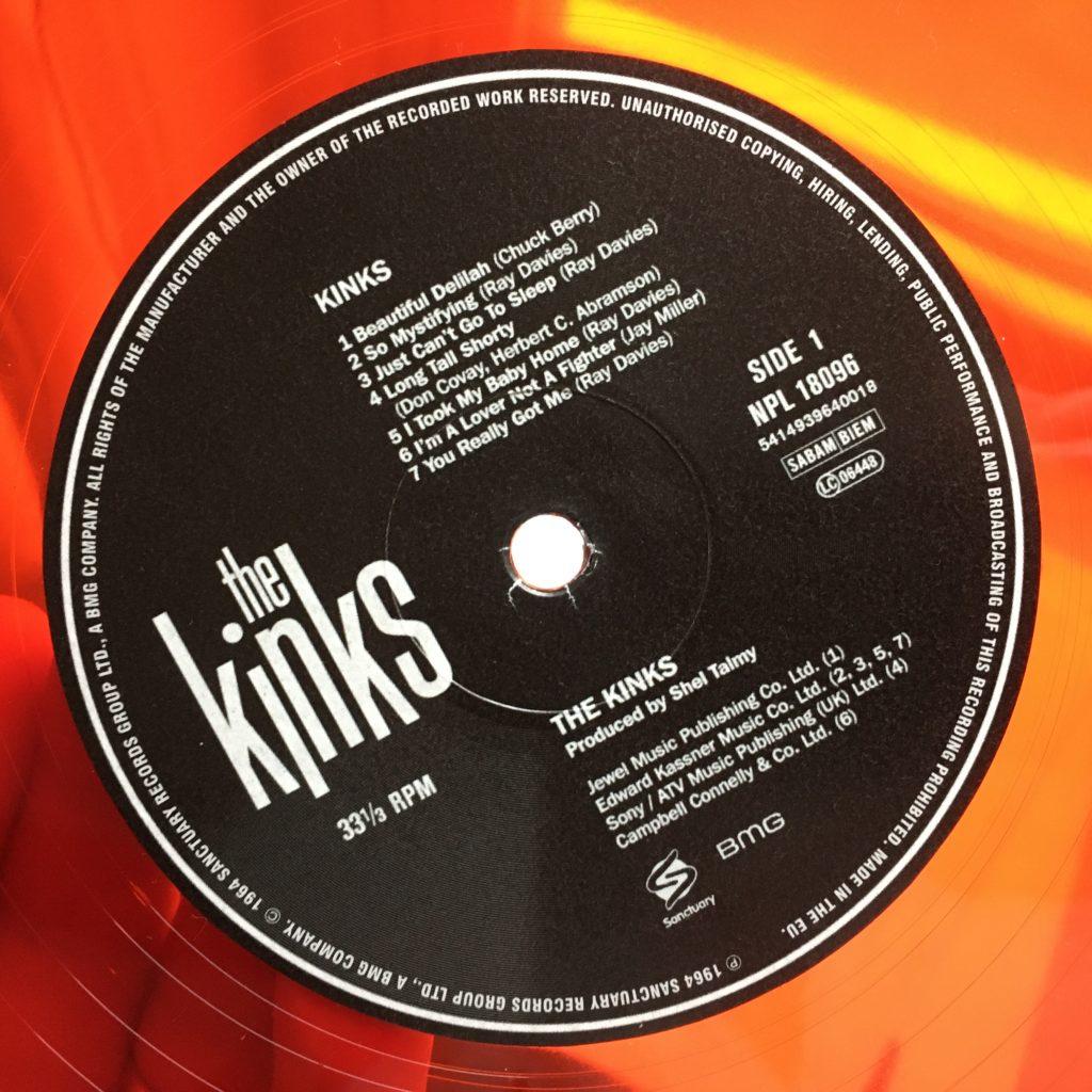 Kinks label