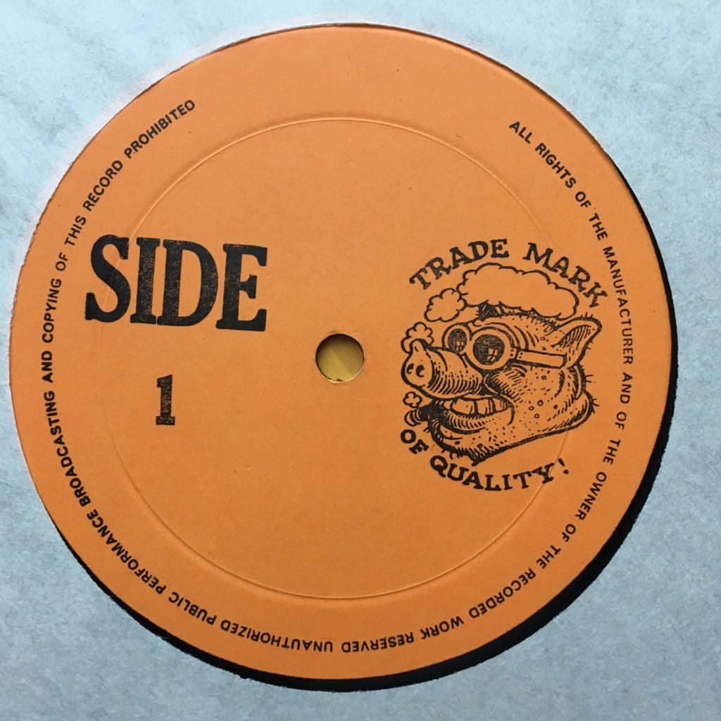 Kriminal Kinks bootleg label