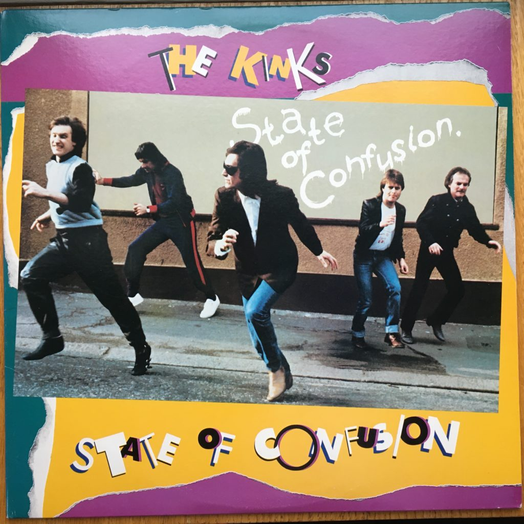 State of Confusion front cover